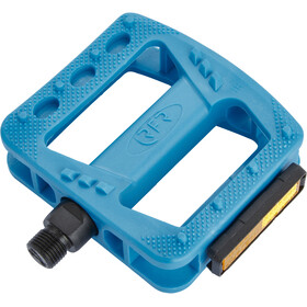 Cube RFR Flat HQP CMPT Pédales, blue